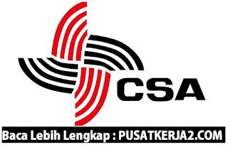 Lowker  Medan PT Catur Sentosa Adiprana Oktober 2019