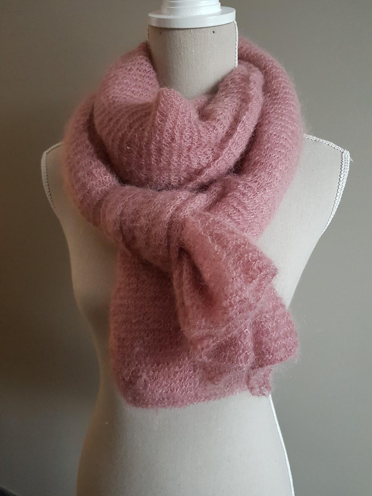 Crochets4u Sjaal In Mohair