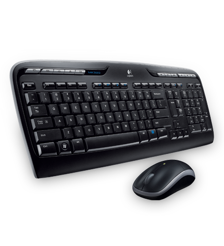 logitech mk320 wireless keyboard and mouse review. Black Bedroom Furniture Sets. Home Design Ideas