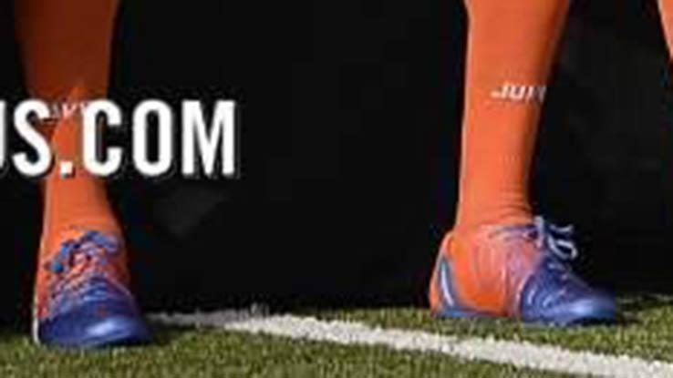 Buffon Shows Off Never Seen Before Puma Evopower Boots
