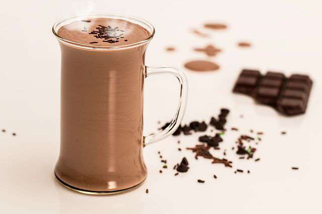 National Hot Chocolate Day Wishes Beautiful Image