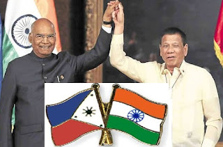 India and Philippines agreements 2019