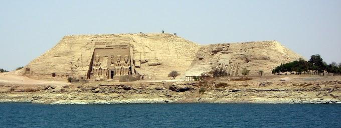 591 π.Χ. Έλληνες άφησαν το σημάδι τους στην Αίγυπτο