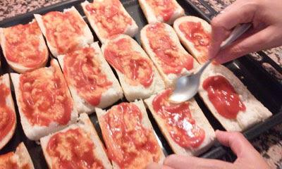 repartimos el tomate