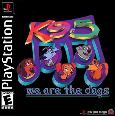 descargar k9.5 2 we are the dogs psx mega