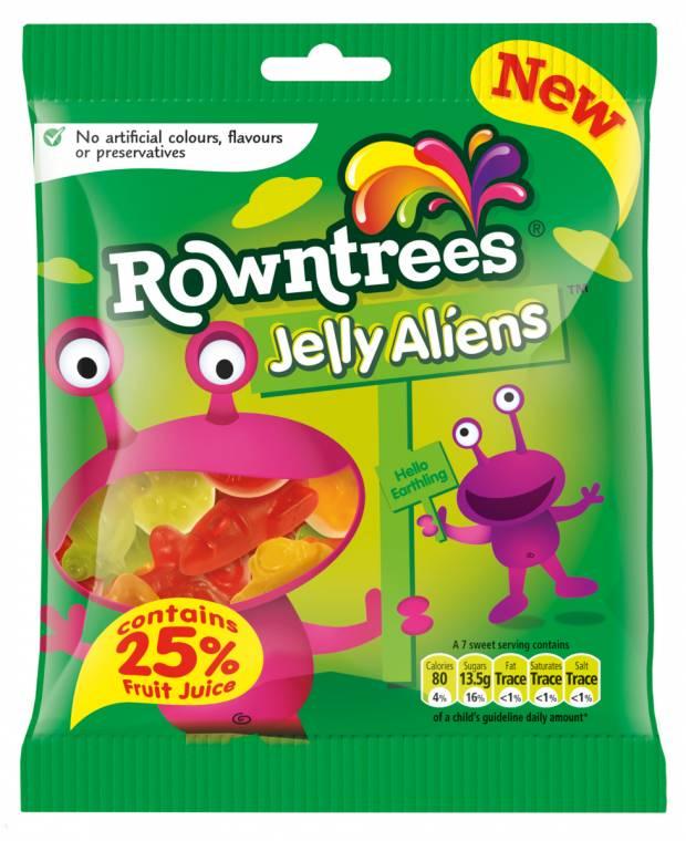 Jelly Aliens