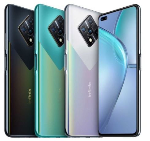 Infinix Zero 8i Launched with Helio G90T, 128GB Storage, Better Battery