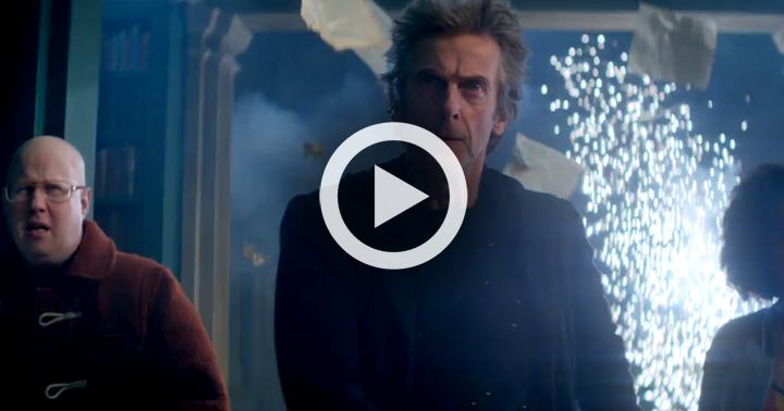 serie Doctor Who temporada 10 trailer español