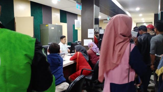 dinas kependudukan dan catatan sipil kabupaten