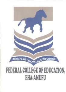 FCE Eha-Amufu Acceptance Fee