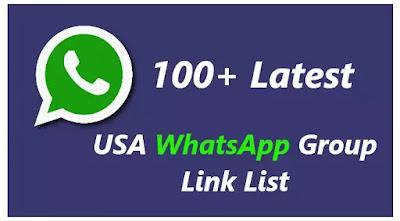 USA WhatsApp Group Link 2021