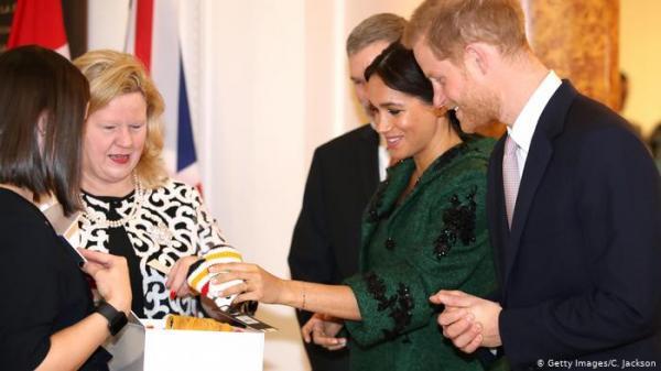 قصر باكنغهام: الأميرة ميغان ماركل تضع مولوداً ذكراً