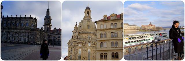 Dresden / Alemanha / Rio Elba