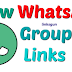 SSC WHATSAPP GROUPS LINKS | STUDY WHATSAPP GROUPS LINKS | GK WHATSAPP GROUPS LINKS