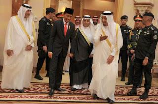 Raja Salman Lawatan Ke Indonesia, Arab Saudi Ingin Terlibat dalam Proyek Infrastruktur.