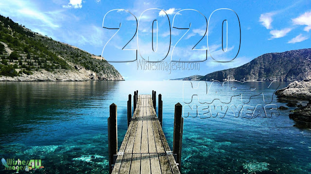 Happy New Year 2020 Latest Full HD Nature Images Free Download