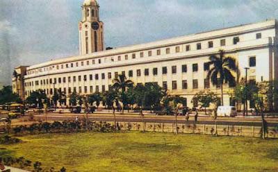 Gambar Gedung Balai Kota Manila