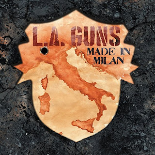 "Ο live δίσκος των L.A. Guns ""Made in Milan"""