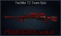 Tactilite T2 Team Epic