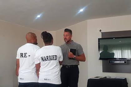 Pendeta Menyesal, Menikah Lagi dengan Istri yang Sama Setelah 2 Tahun Bercerai