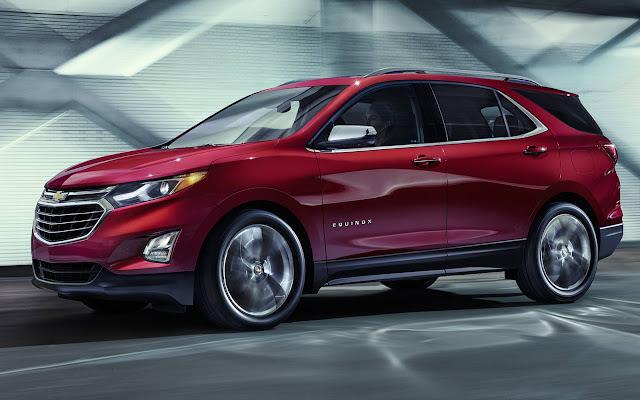 Novo GM Equinox será vendido no Brasil por R$ 130 mil reais