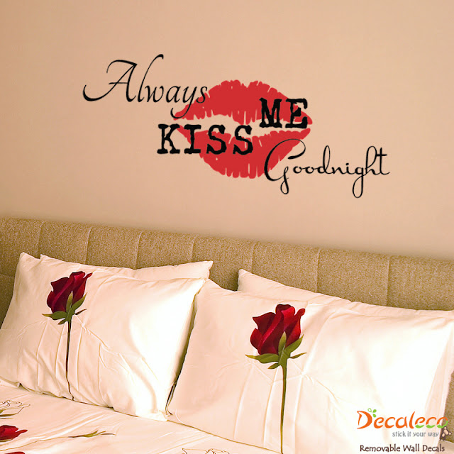 good night kiss to love