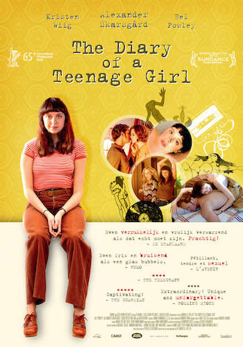 The Diary of a Teenage Girl 2015 English Full Movie