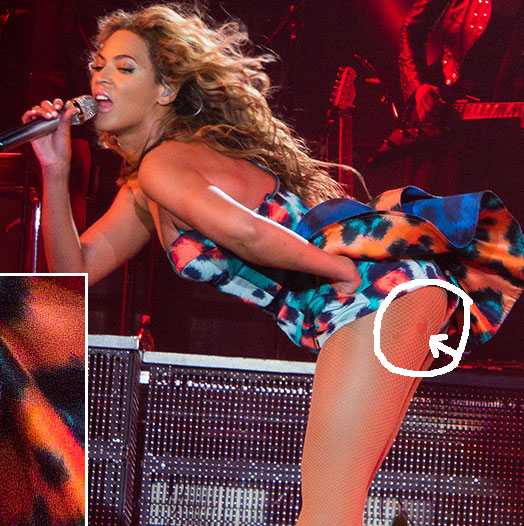 Consider, that Beyonce panty sex nude