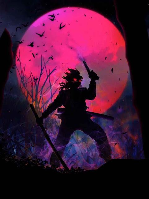 demon slayer tanjiro wallpaper