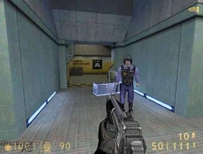 لعبة هاف لايف 1 Half Life للكمبيوتر