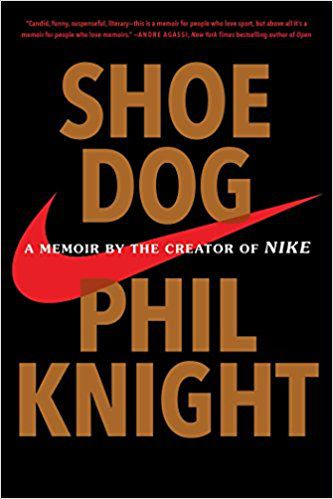 shoe dog book pdf