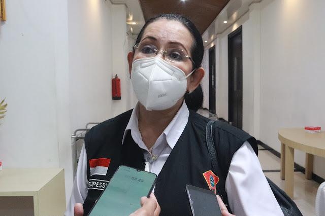 Wendy Pelupessy Sebut Positivity Rate Tinggi Jadikan Ambon Kembali Zona Merah.lelemuku.com.jpg