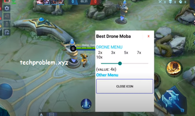 APK Best Drone Moba Work Classic & Ranked Mobile Legends