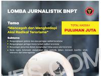 [GRATIS] Lomba Jurnalistik BNPT Nasional 2020
