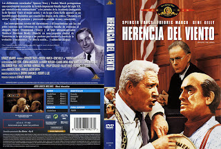 La herencia del viento | 1960 | Inherit the Wind | Dvd Cover