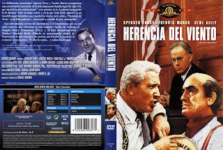La herencia del viento | 1960 | Inherit the Wind | Dvd Cover