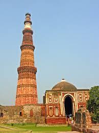 qutub minar, qutub minar delhi, qutub minar in delhi