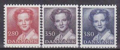 Denmark Queen Margrethe II 1985