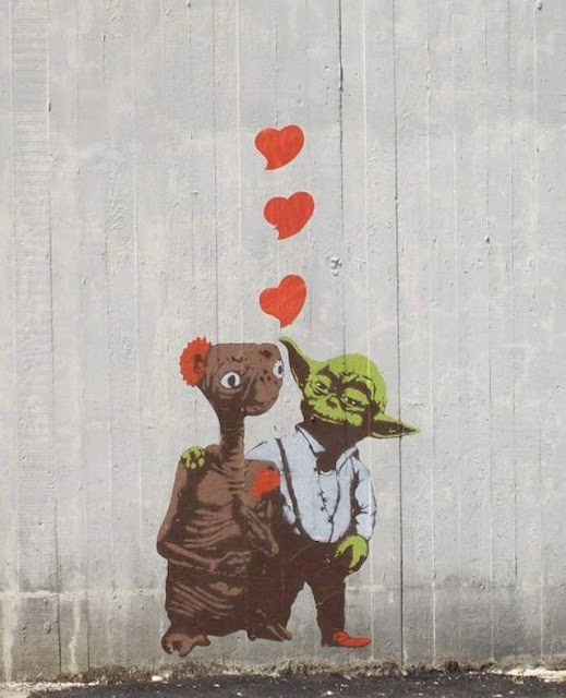Grafiti Terbaik 2015 - Love, Cinta