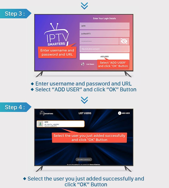 How to Login IPTV | Smarters Pro App