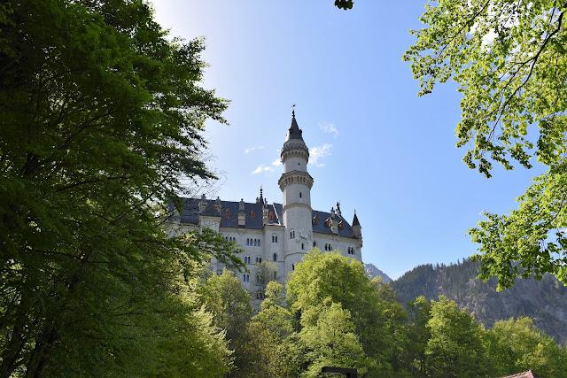 Fussen - Schloss Neuschwanstein