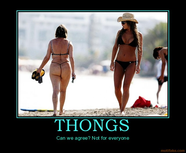 Thongs Video 37