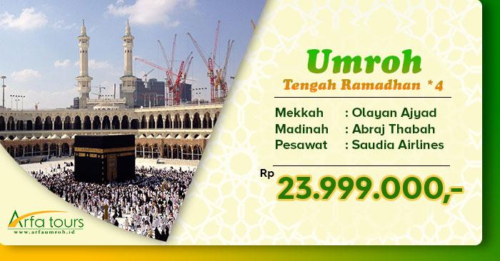 Paket Ramadhan 2020 Jakarta