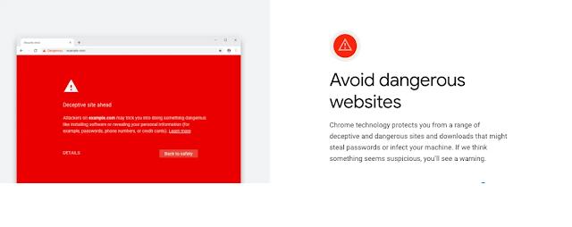 Google Chrome Security  Best Browser Microsoft Edge vs Google Chrome