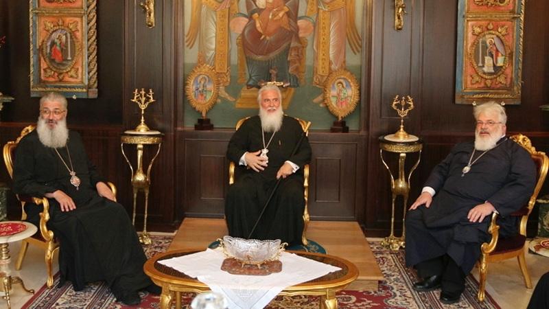Στο Διδυμότειχο οι Μητροπολίτες Λήμνου κ. Ιερόθεος και Αλεξανδρουπόλεως κ. Άνθιμος