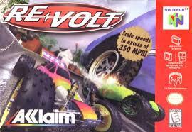 Roms de Nintendo 64 Re Volt (Español)  ESPAÑOL descarga directa