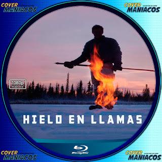 GALLETA HIELO EN LLAMAS- ICE OF FIRE 2019[COVER BLU-RAY]