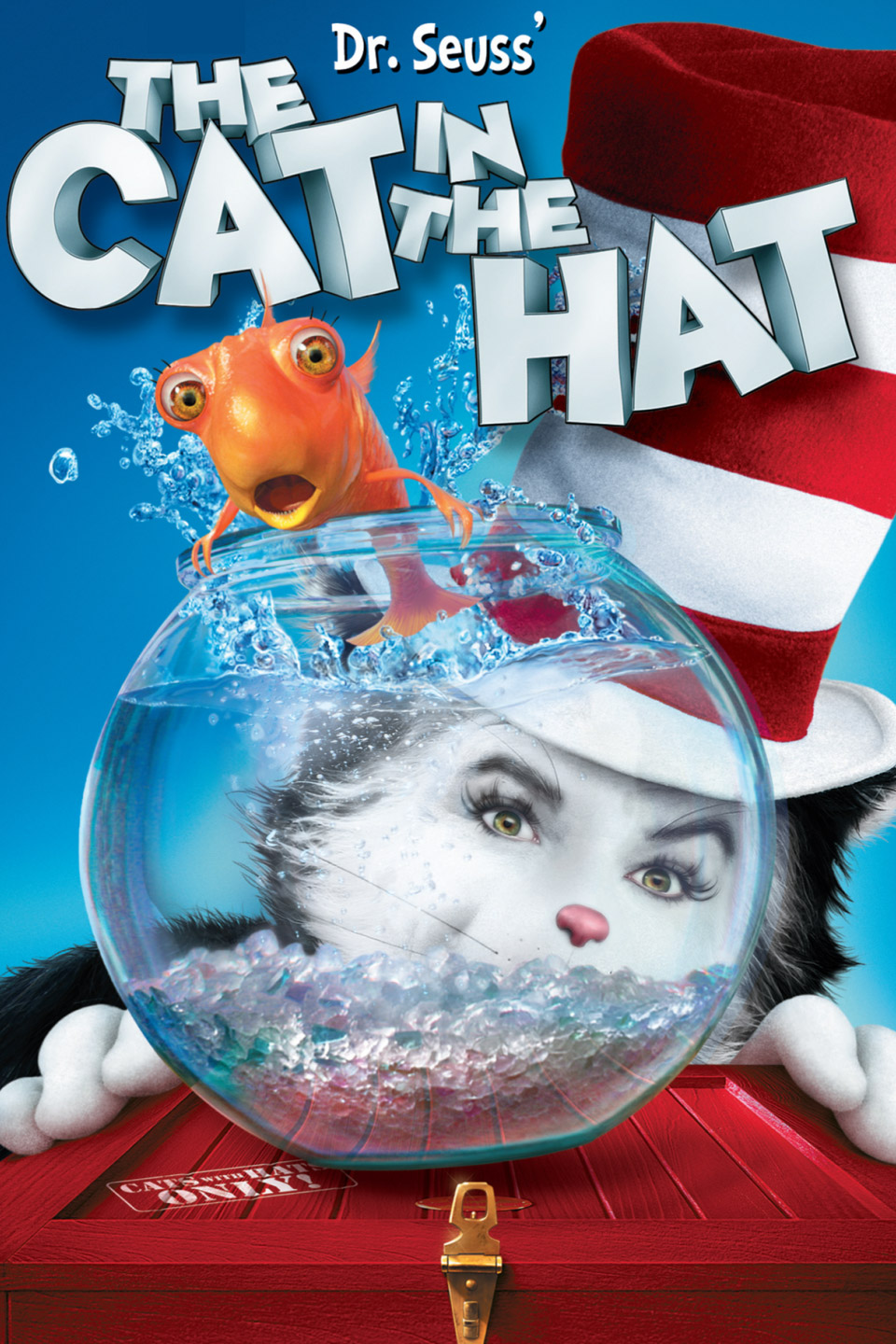 The Cat in the Hat [2003] [DVD9] [NTSC] [Latino]