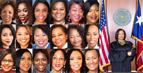 Image result for All 19 Black Women Who Ran For Judge In Harris County, Texas Won!