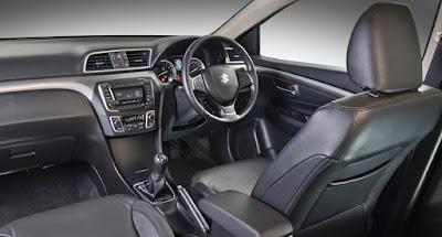 Review Spesifikasi dan Harga Suzuki Ciaz